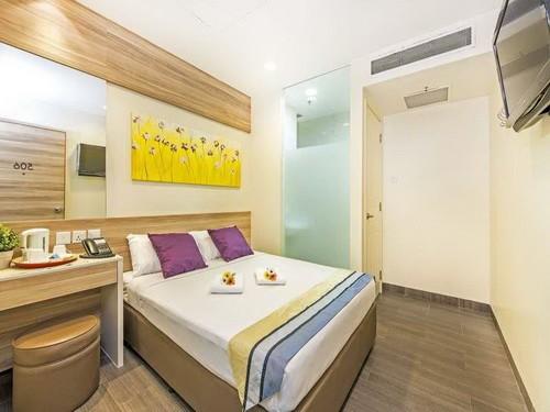 kamar hotel singapore