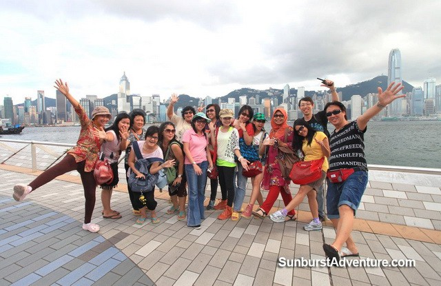 Deluxe city tour hong kong with sky terrace - The sky pool a deluxe adventure ...