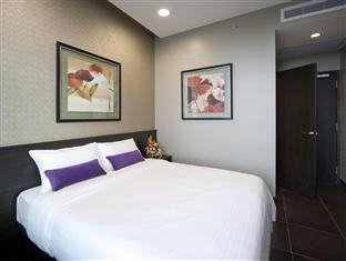 Kamar V Hotel Lavender Tepat Berada Di MRT Dekat