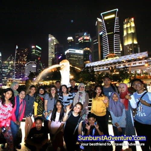 Paket tour Singapore 3 hari 2 malam