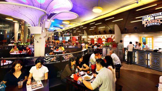 Bugis Junction Food Court Halal