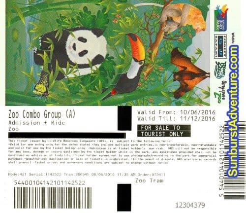 tiket-singapore-zoo-fisik