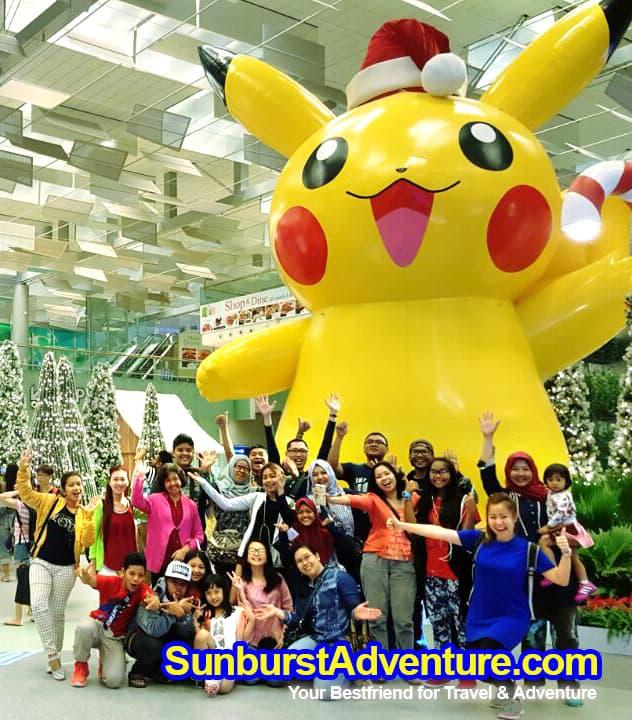 Daftar Harga Tiket Wisata Singapore