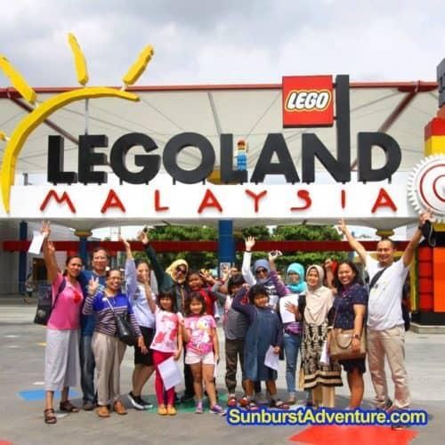 Paket Tour Legoland Singapore 2017