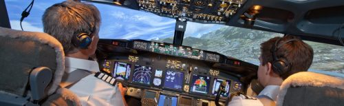 SG Flight Simulation Orchard