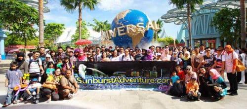 Jam Buka Wahana Universal Studio Singapore Yang Di Rekomendasi