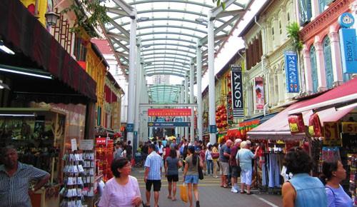 Chinatown Singapura, Tempat Belanja Oleh oleh Murah di