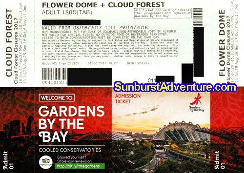 Tiket Garden By The Bay Singapore Lebih Murah Ada Bonus Dan Garansi