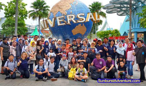 Tips Ke Universal Studio Singapore Yang Penting Untuk
