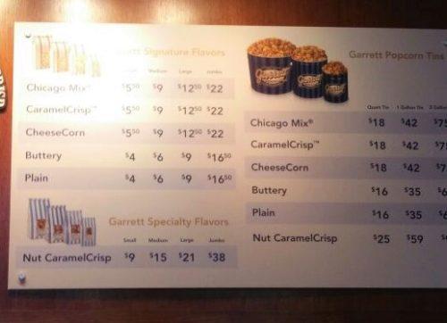 Popcorn Garrett Di Singapore Tahan Berapa Lama Disini Jawabannya