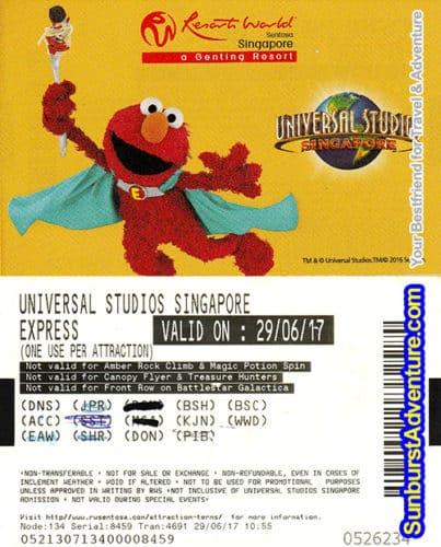 tiket express universal studio singapore main tanpa antri rh sunburstadventure com