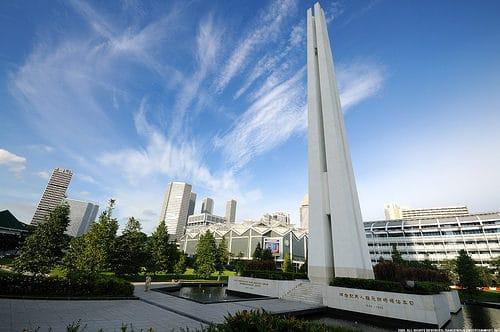 4 Bangunan Modern Paling Keren di Singapura