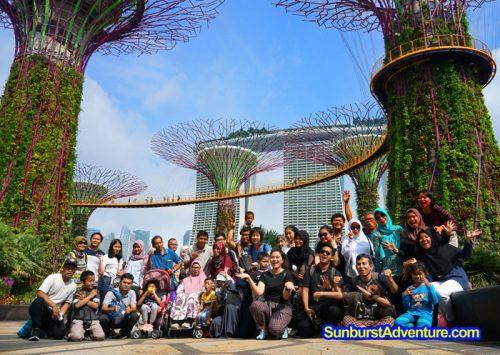 Tips Ke Garden By The Bay Singapore Rekomendasi Tour Guide